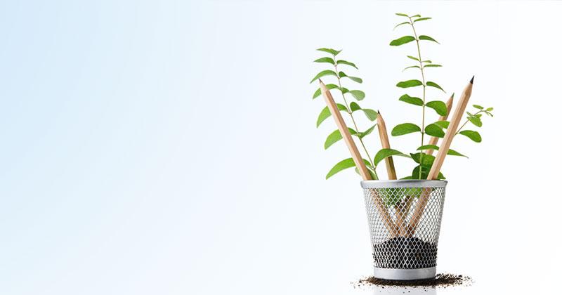 Bürobedarf - Ökologische Produkte