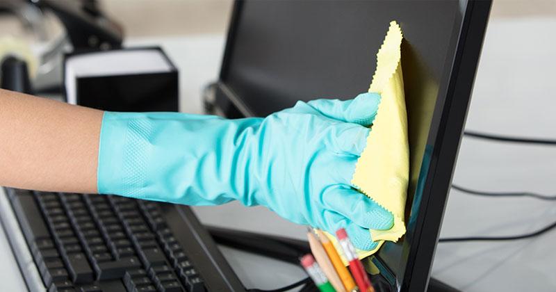 Bürobedarf - Betriebs- und Waschraumhygiene