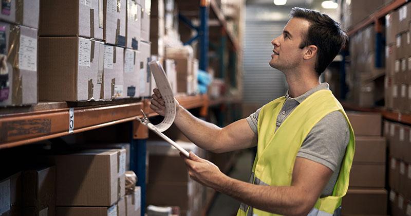 Bürobedarf - Logistikleistung
